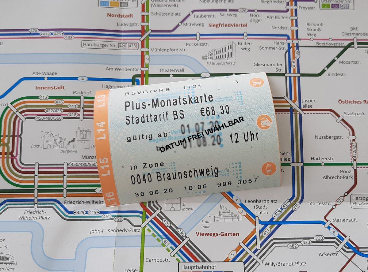 Braunschweig plant Mobilität von morgen