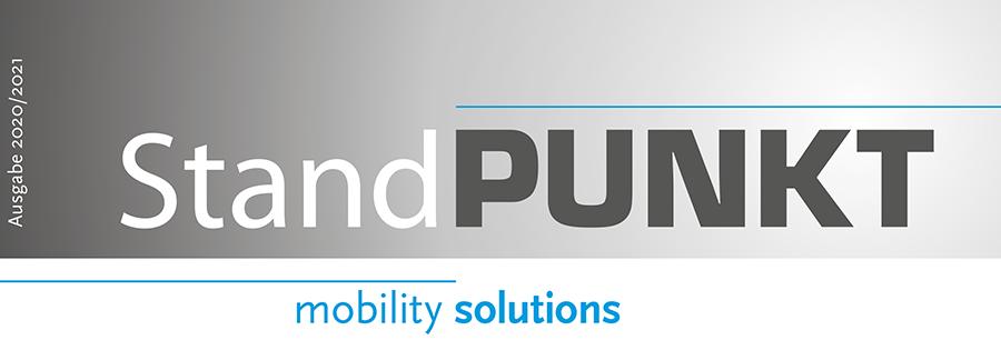 Der neue StandPUNKT ist da – ITS mobility mit Beitrag dabei