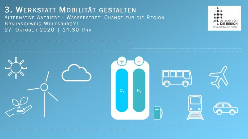 """Save the Date: """"3. Werkstatt Mobilität gestalten"""" am 27.10.2020"""