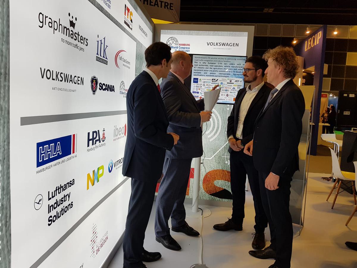 ITS Weltkongress 2019, Singapur
