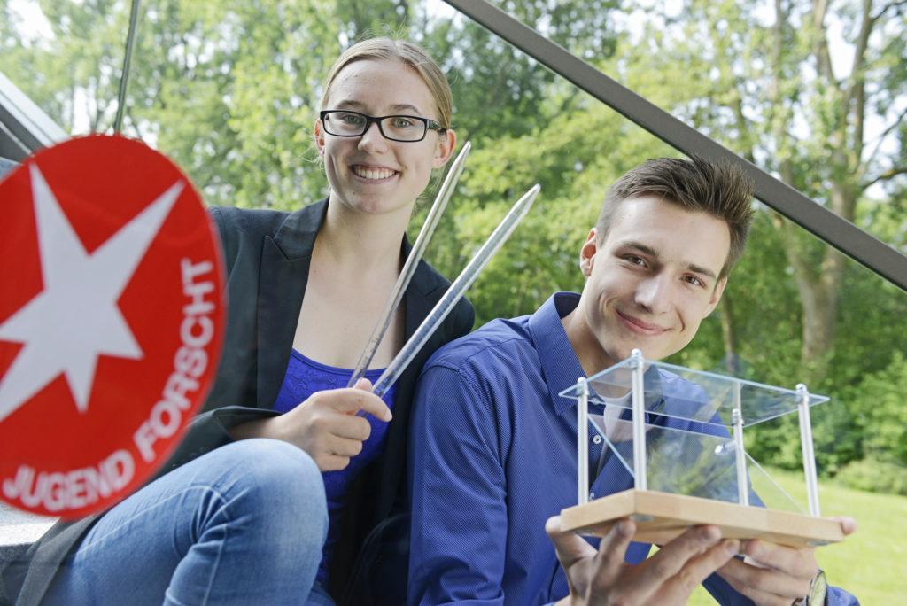 Jugend forscht 2021: ITS mobility Sonderpreis für Raketenforscher